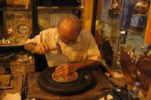 hand craft in iran