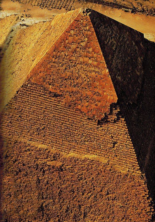 The Great Pyramid (Pyramid of Khufu)