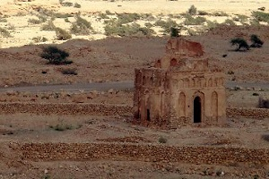 The ancient city of Qalhat